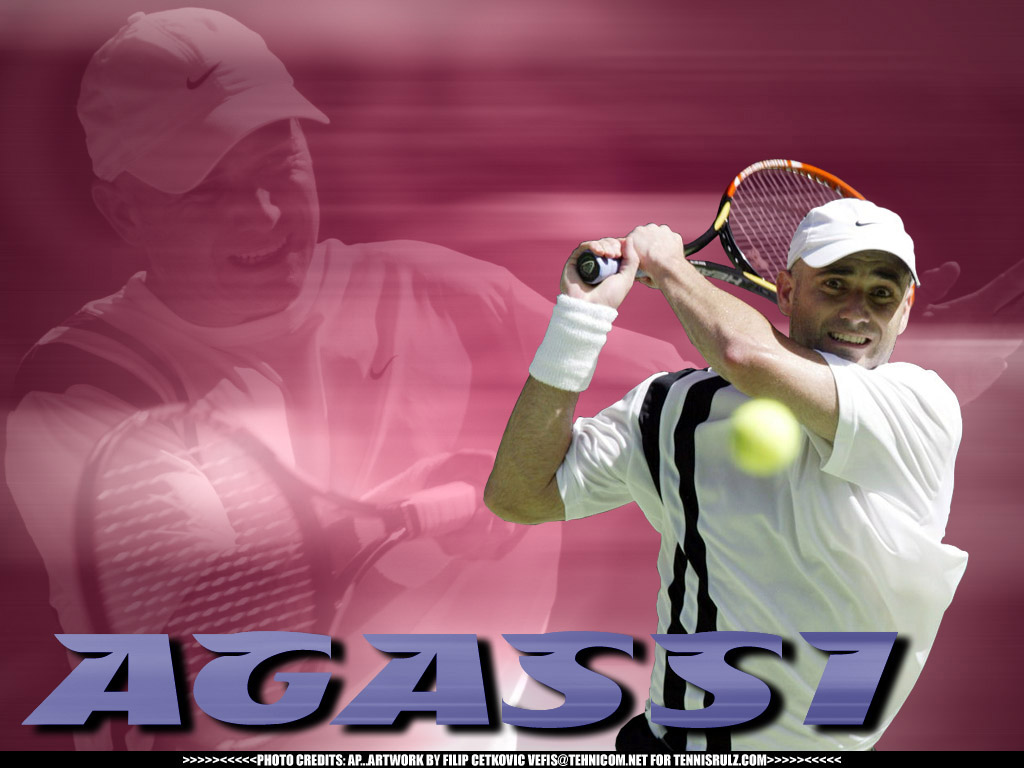 Andre Agassi Cool