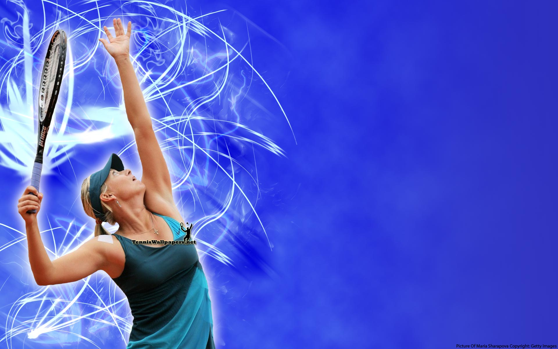 Maria Sharapova 2009 Widescreen