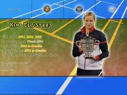 Kim Clijsters Titles Info