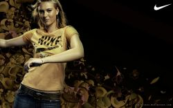 Maria Sharapova 2010 Widescreen