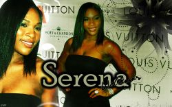 Serena Williams Widescreen