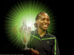 Venus Williams Doha 2008 Champion
