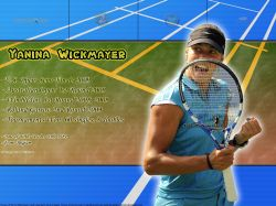 Yanina Wickmayer Titles Info
